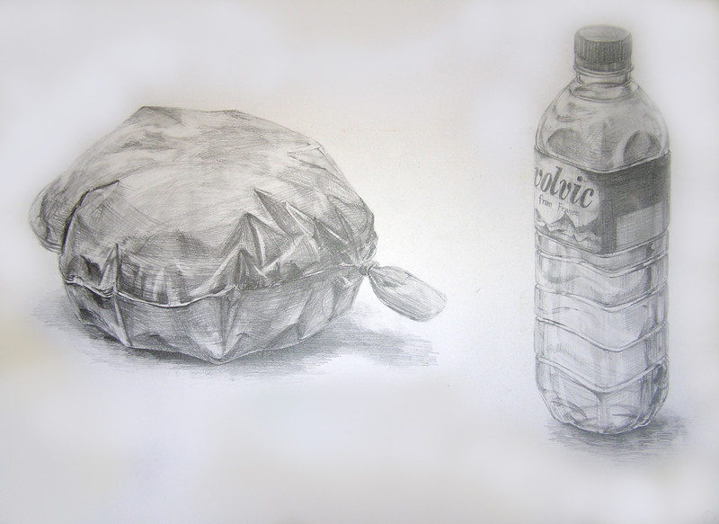 Dessins nature morte - Dessin nature morte ...
